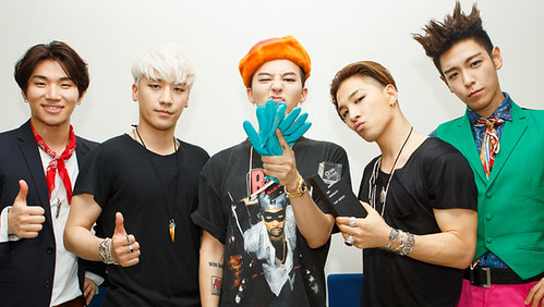 Big Bang - SBS Inkigayo - 10may2015 - SBS - 03