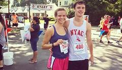 Náctiletý autistický běžec prolomil hranici 4 minut na míli