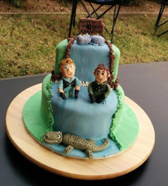 Awesome Cake by Mohsana Moid of Takeawaycakes