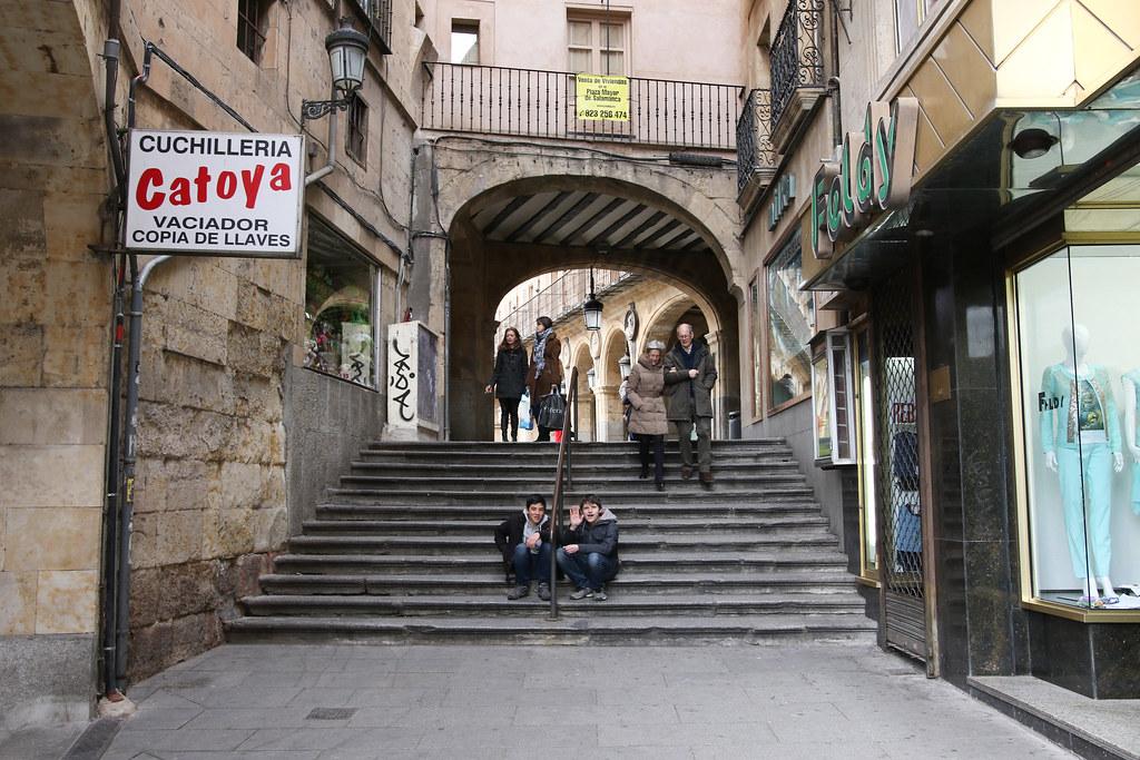大学生は一緒 Spain Salamanca スペイン サラマンカ 22日目