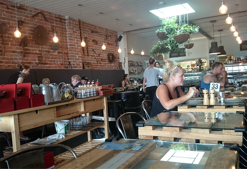 The Hardware Store Cafe & Eatery Scarborough | Brunch Review Agent Mystery Case