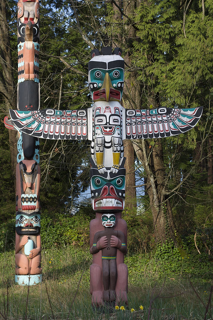 Stanley Park Totem
