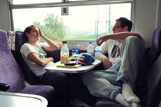 Unterwegs von Glasgow nach Glenfinnan | Roland Krinner