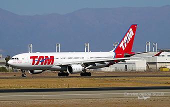 TAM A330-200 PT-MVG (RD)