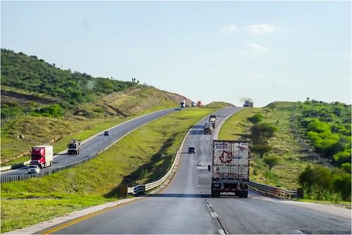paisajes méxico carreteras
