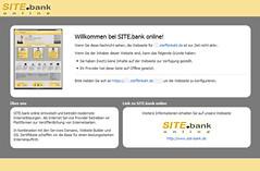 SITE.bank online