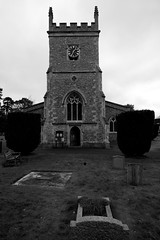 St Lawrence Churchyard, Bovingdon, Hertfordshire