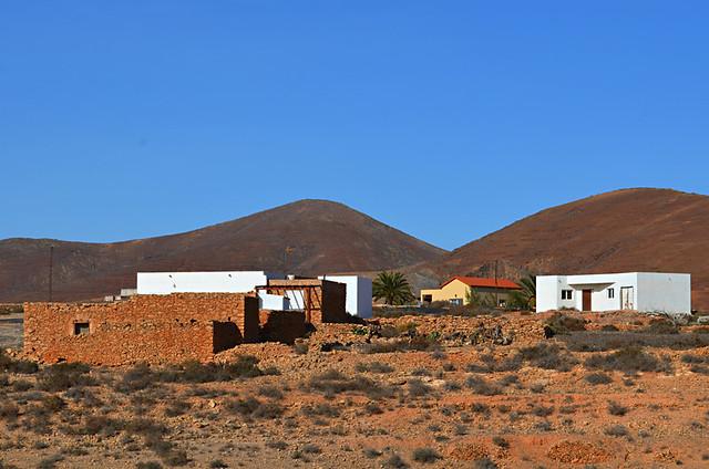 Hills at Tiscamanita, Fuerteventura
