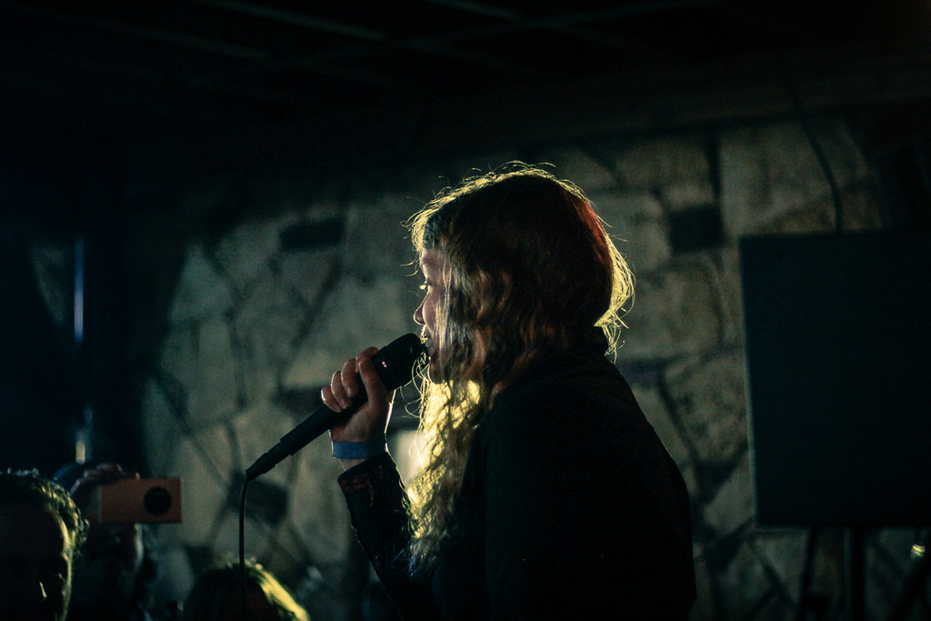 Kate Tempest | Red Eyed Fly | SXSW | 3.20.15