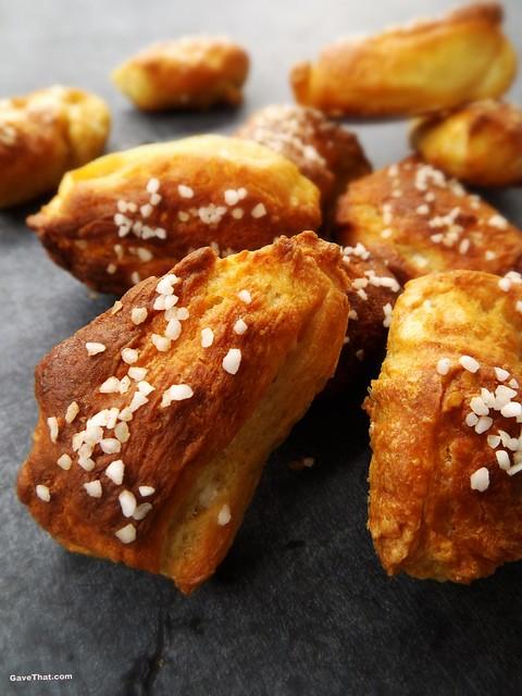 Soft Honey Wheat Pretzel Bites
