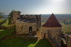 Gironde - Château de Langoiran