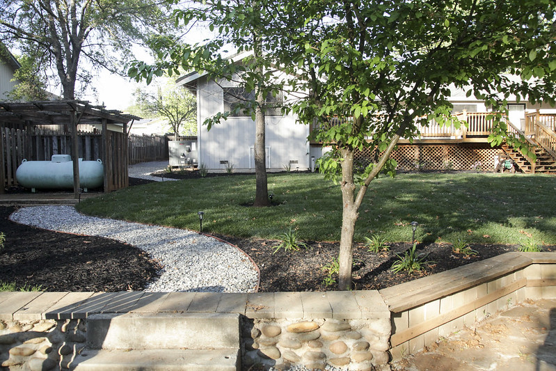 Backyard Makeover Reveal