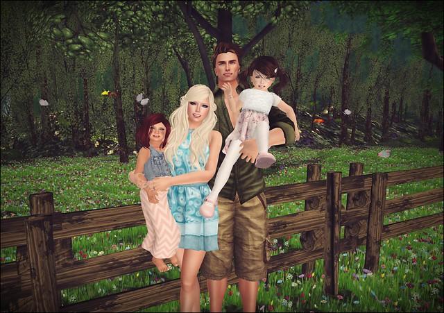 Zanzibar Family - Spring 2015