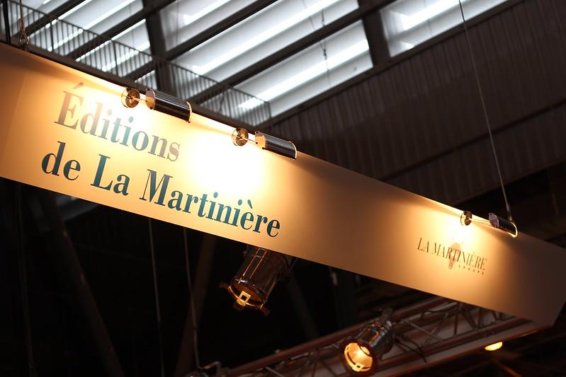 Éditions de la Martinière - Salon du Livre de Paris 2015