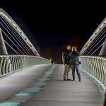 Tiszavirág bridge - Szolnok