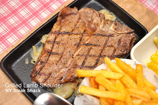 NY Steak Shack Sunway Pyramid 5