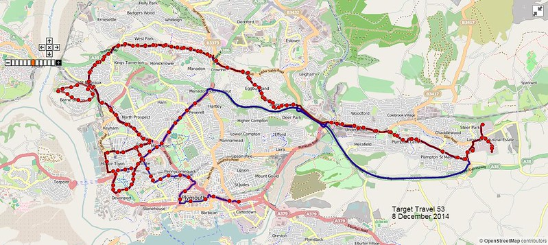 Target Travel Route-053 2014-12-08