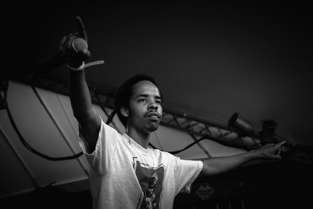 Earl Sweatshirt | Stubb's | SXSW | 3.20.15