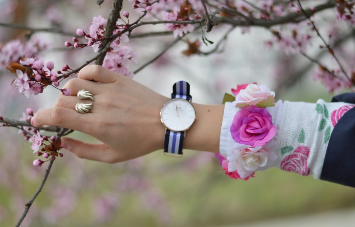 pink, wildflower girl, fashion blog, outfit, daniel wellington (21)