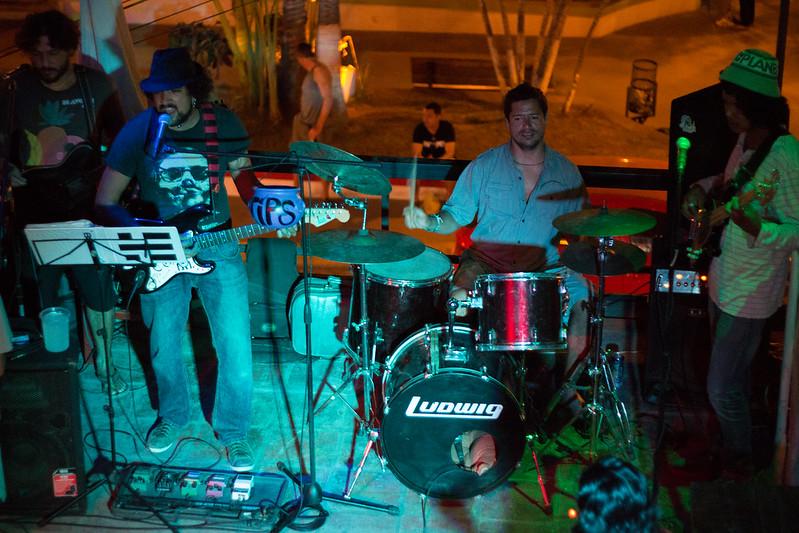 Bar Don Pato's, Sayulita, Mexico