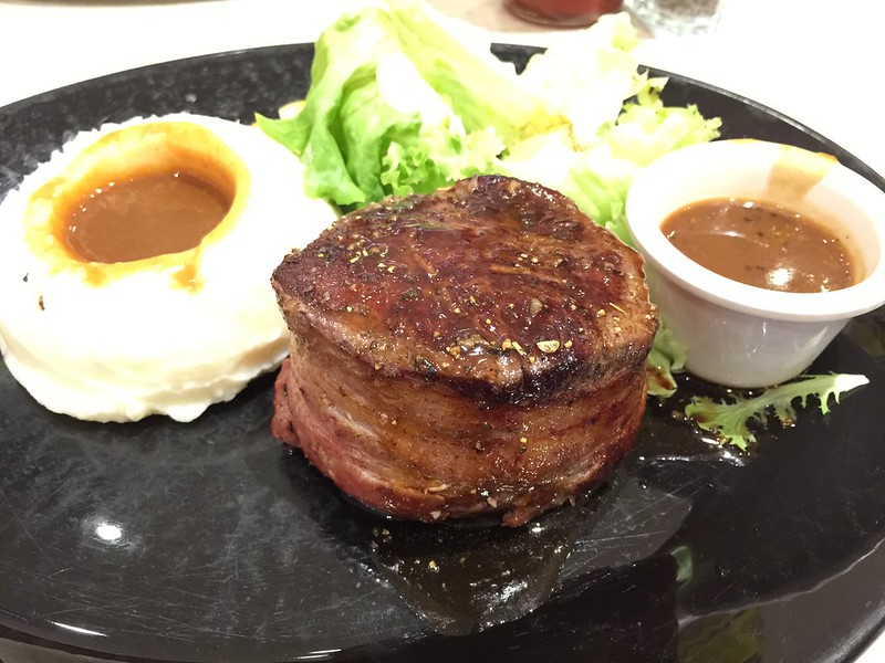 Mignon's Steak & Grill - Fillet Mignon
