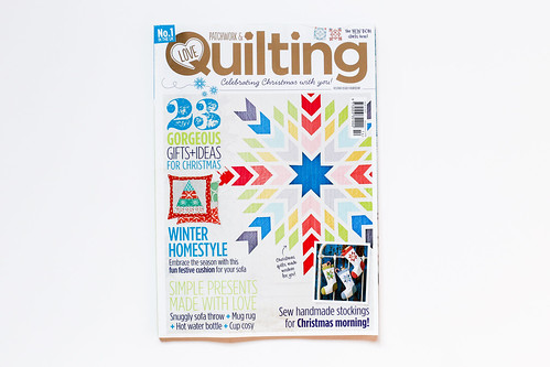 Love, Patchwork & Quilting - Issue 14