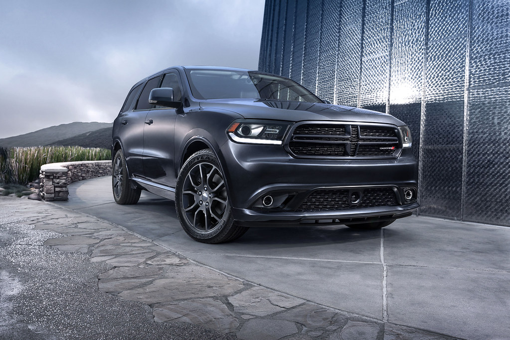 Dodge turns up the heat with new Radar Red Nappa leather seats in 2015 Durango R/T