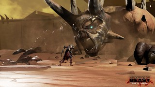 Новые скриншоты Shadow of the Beast