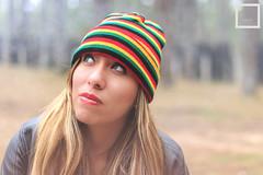 portrait photography, clothing, girl, beanie, knit cap, headgear,