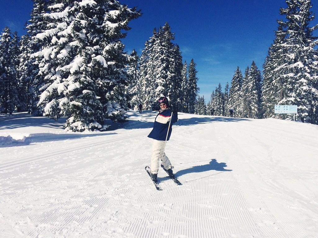 nach 16 jahren auf die ski!