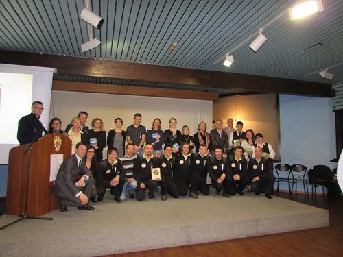 ospiti e giuria poesia dialettale sondalo 2014