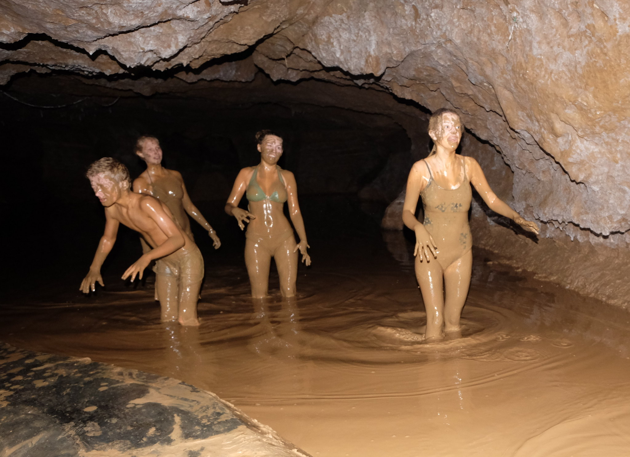 Gold Water Cave