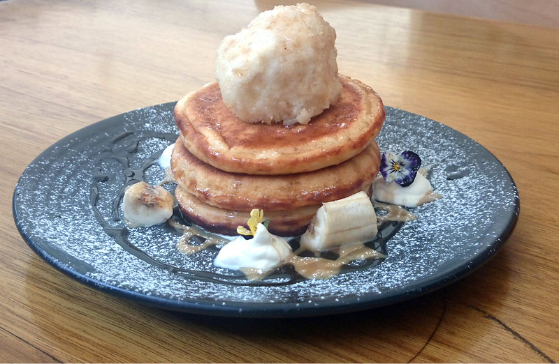 FlinderzBrunchReviewApril15 | Banoffee Pancakes | Perth | Casing the Menu | Flinderz Brunch Review | Agent Mystery Case