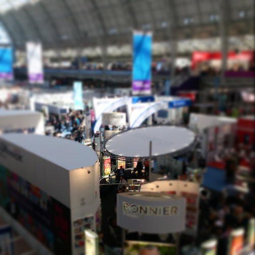 Awesome, you can spot my work from all the way up here... #lbf