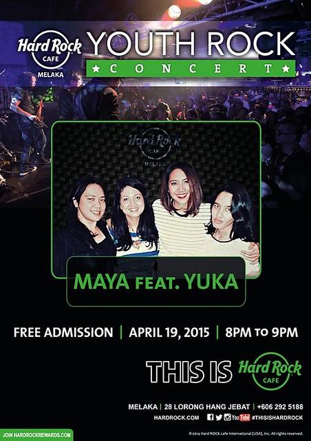 flyers maya