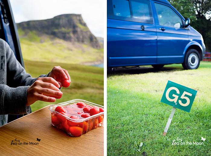 Viaje a Escocia en camper