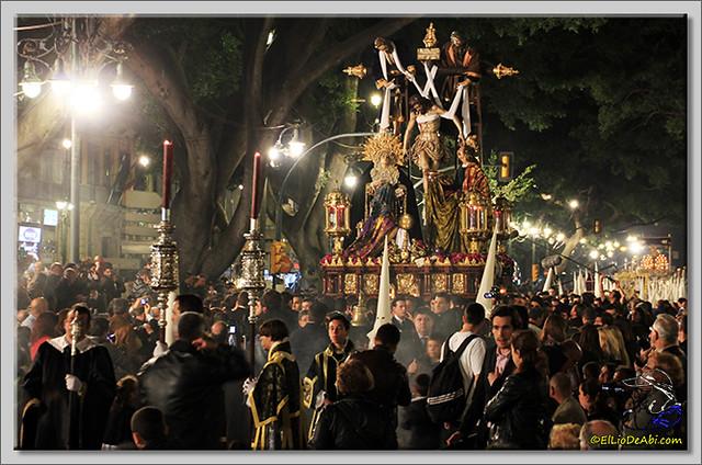 Semana Santa en Málaga. La Alameda y Calle Larios (4)