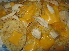 Nachos With Chicken.