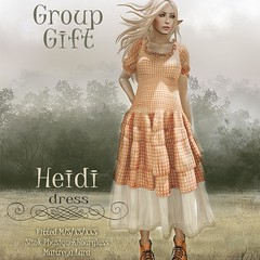 -!gO! group gift - Heidi dress