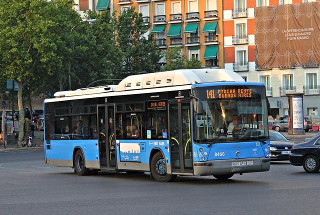 EMT Madrid - 8466