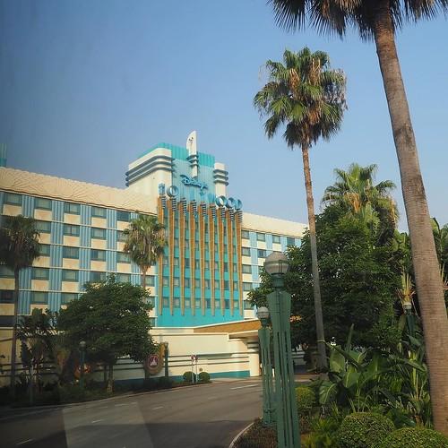 ディズニー・ハリウッドホテル!