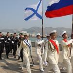Новороссийск празднует День ВМФ