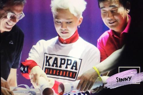 G-Dragon - Kappa 100th Anniversary Event - 26apr2016 - sinny421 - 04