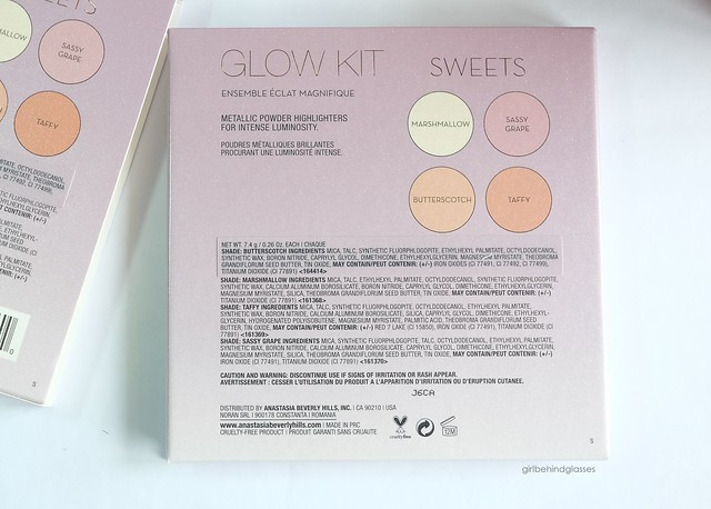 Anastasia Beverly Hills Sweets Glow Kit4
