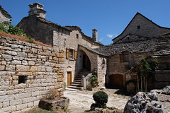 Champerboux, Lozère - Photo of Sainte-Enimie