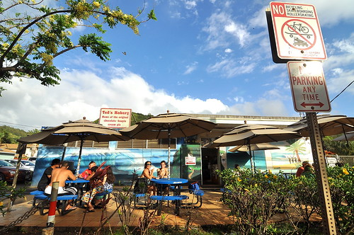 Ted's Bakery - Haleiwa, HI | North Shore