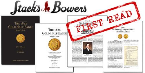 1822 Gold Half Eagle