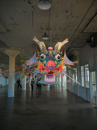 DSCN1463 _ @Large_ Ai Weiwei on Alcatraz
