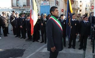 giovanni abbatepaolo antonio sportelli transenne anmi carabinieri polignano francesco diroma vigili anfi