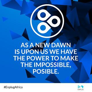 enplug africa_New Dawn